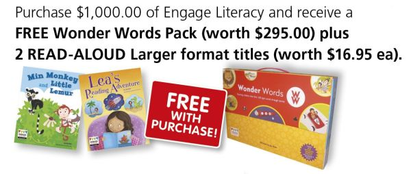 EngageLiteracy T3 Special