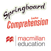 logo macmillan springboard into comprehension main