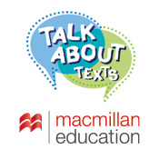 logo macmillan talk about texts main